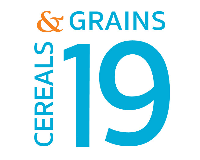 Cereals & Grains 2019 logo