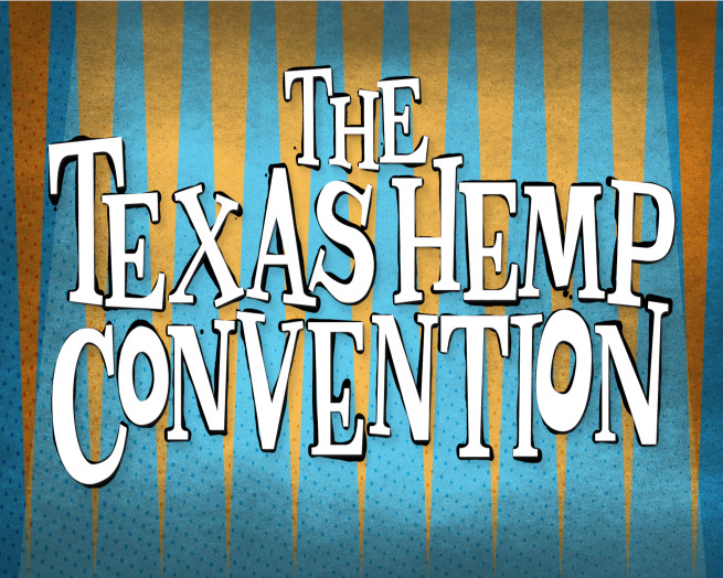 The Texas Hemp Convention 2020 logo